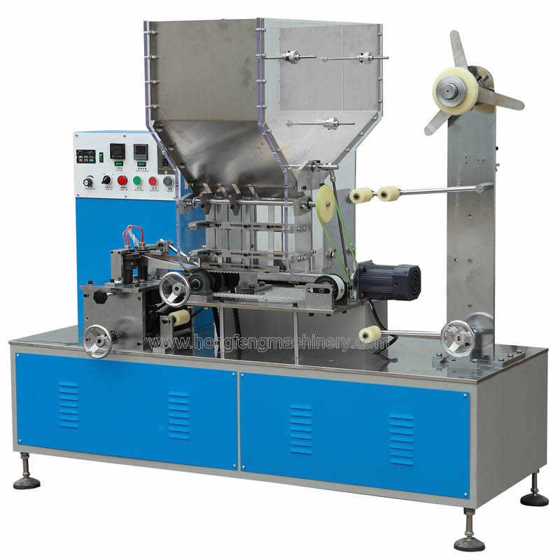 HF-ZP1000 Individual Straw Packing Machine