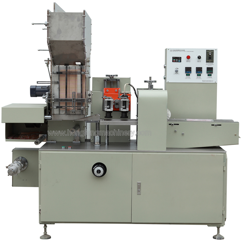 HF-1P600 Individual straw packing machine with one color