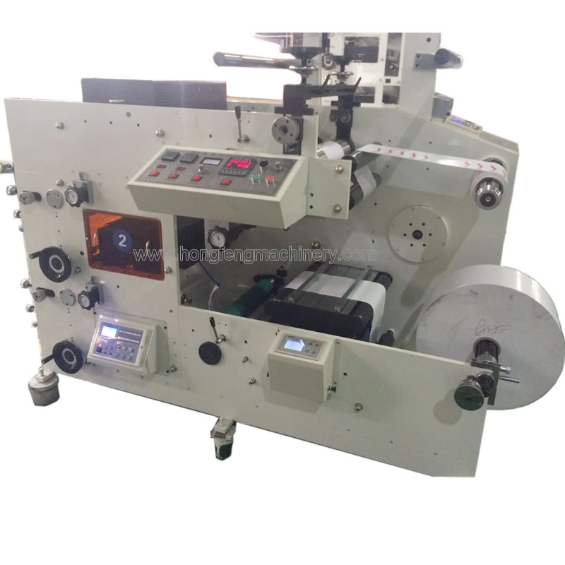 HF-2P450 flexible printing machine_Biodegradable paper straw, paper