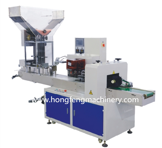 HF-B450 Straw Bag Packing Machine
