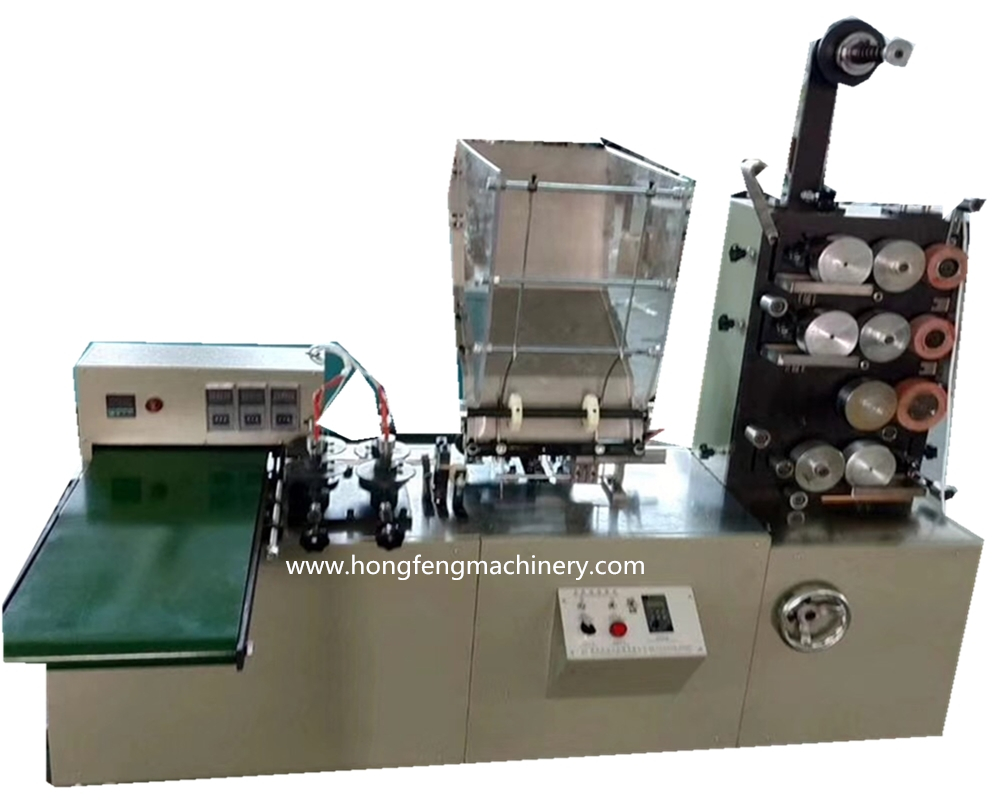HF-2P500 Single Straw Packing Machine
