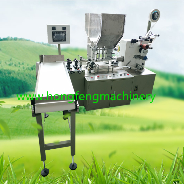 HF-CP800 Single Straw Color Register Packing Machine