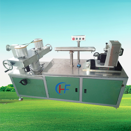 HF-SS120  Single Knife Paper Straw Machine