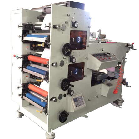HF-3P450 flexible printing machine