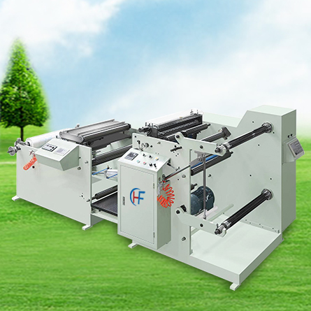 HF-S650 paper slitting machine
